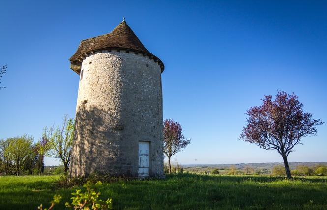 De l'Ermite St Namphaise au Roi Murat 2 - Cœur de Causse