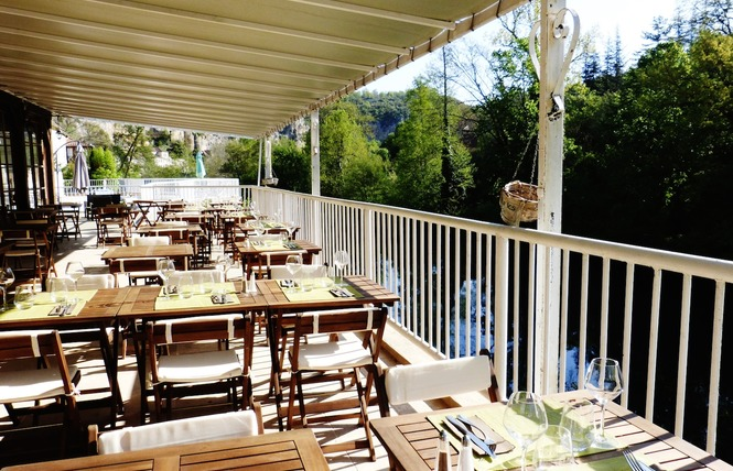 Hôtel Restaurant des Grottes 10 - Cabrerets