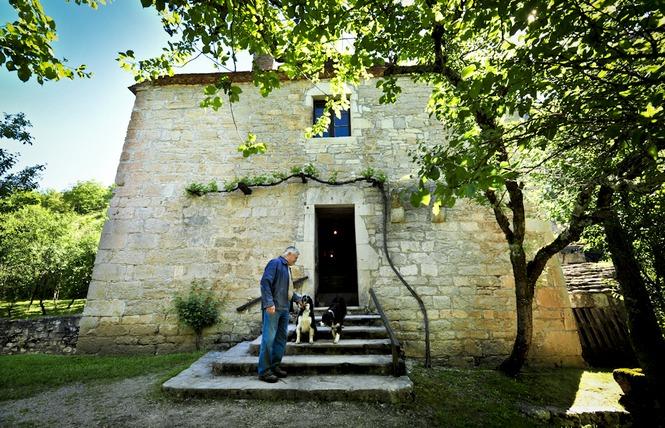 Moulin à Eau de Cougnaguet 10 - Calès