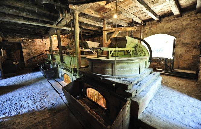 Moulin à Eau de Cougnaguet 11 - Calès
