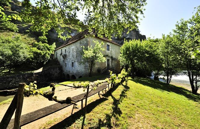 Moulin à Eau de Cougnaguet 13 - Calès