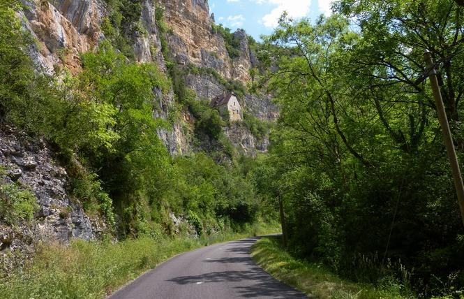 Circuit du Roc-Traoucat 5 - Sauliac-sur-Célé