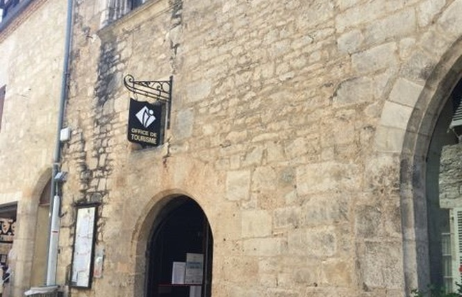 Office de Tourisme Vallée de la Dordogne - Bureau d'accueil de Rocamadour La Cité 1 - Rocamadour