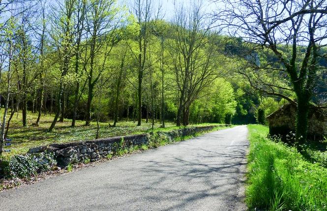 Circuit de la Vallée du Lot 12 - Saint-Cirq-Lapopie