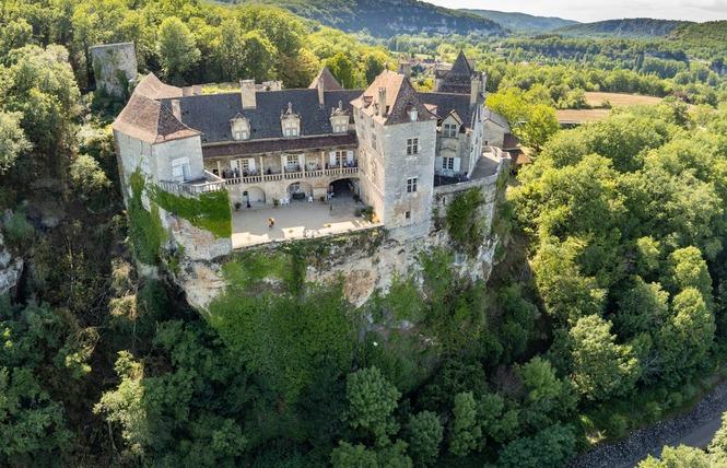 Château de Cénevières 1 - Cénevières